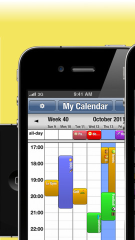 Pocketlife Calendar Review Julia Graf Youtube Iphone Pocketlife Calendar Provides Fully Customizable