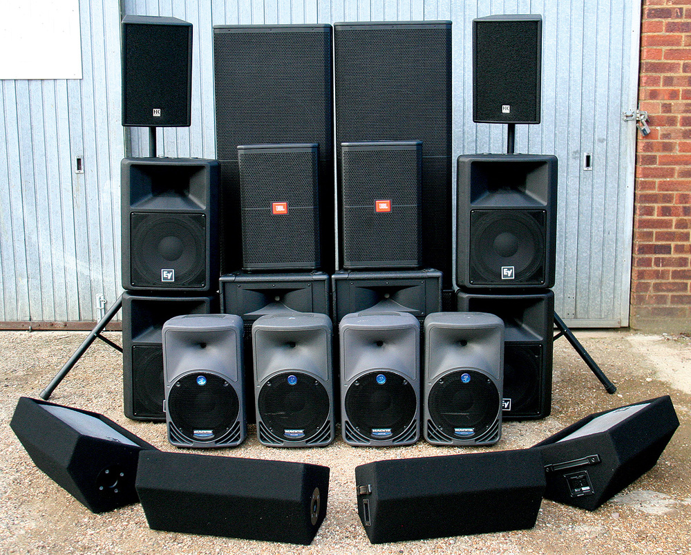 Speaker Equipment Finding The Right Pa System For You
