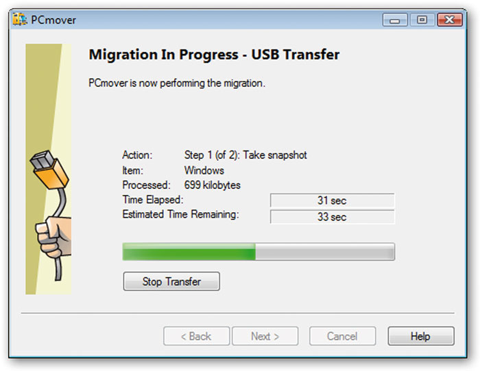 Q What\u0027s the best way to transfer software to my new PC?