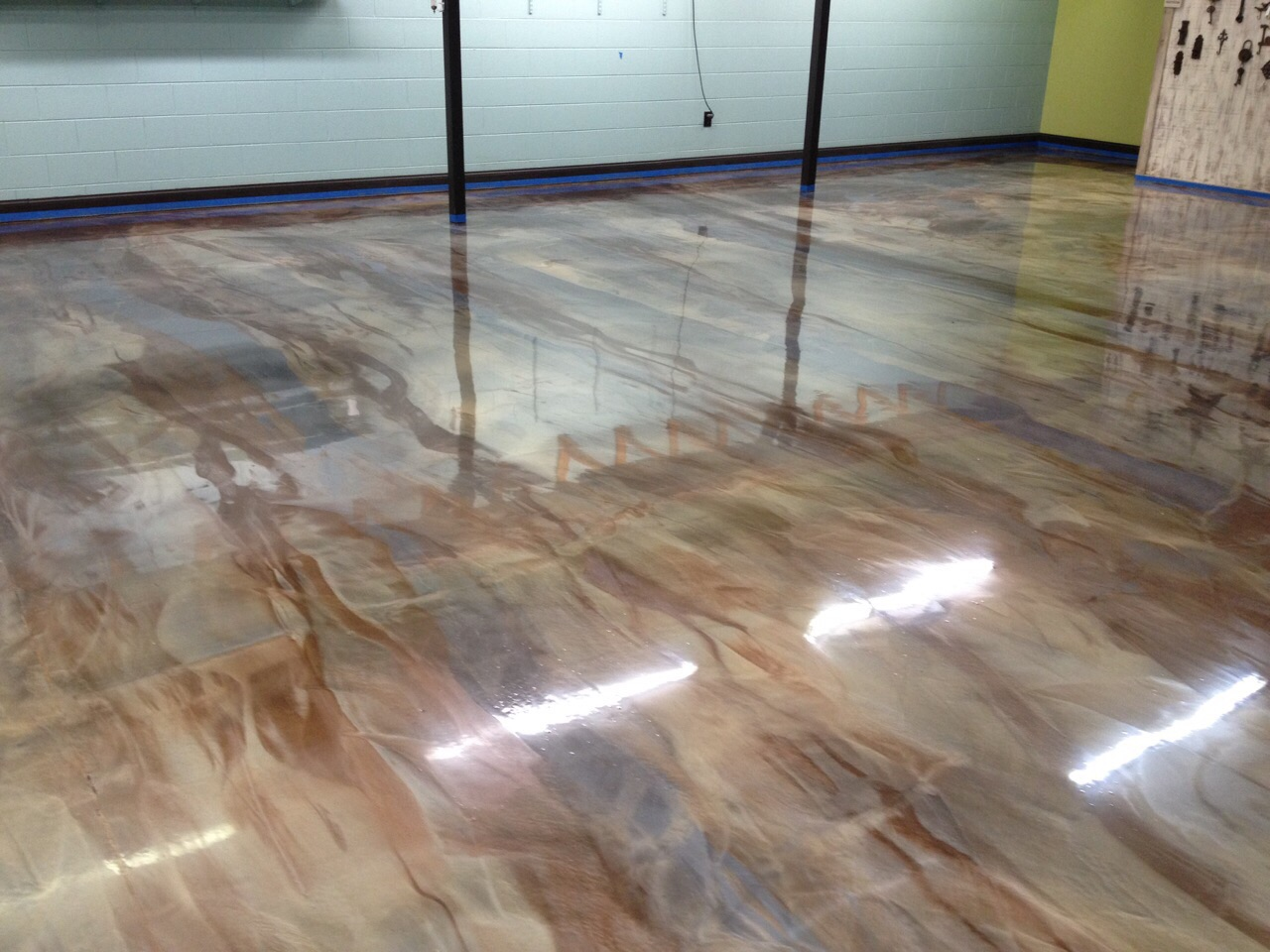 Garage Experts Epoxy Floor Commercial Epoxy Floors Made For Today S Demands