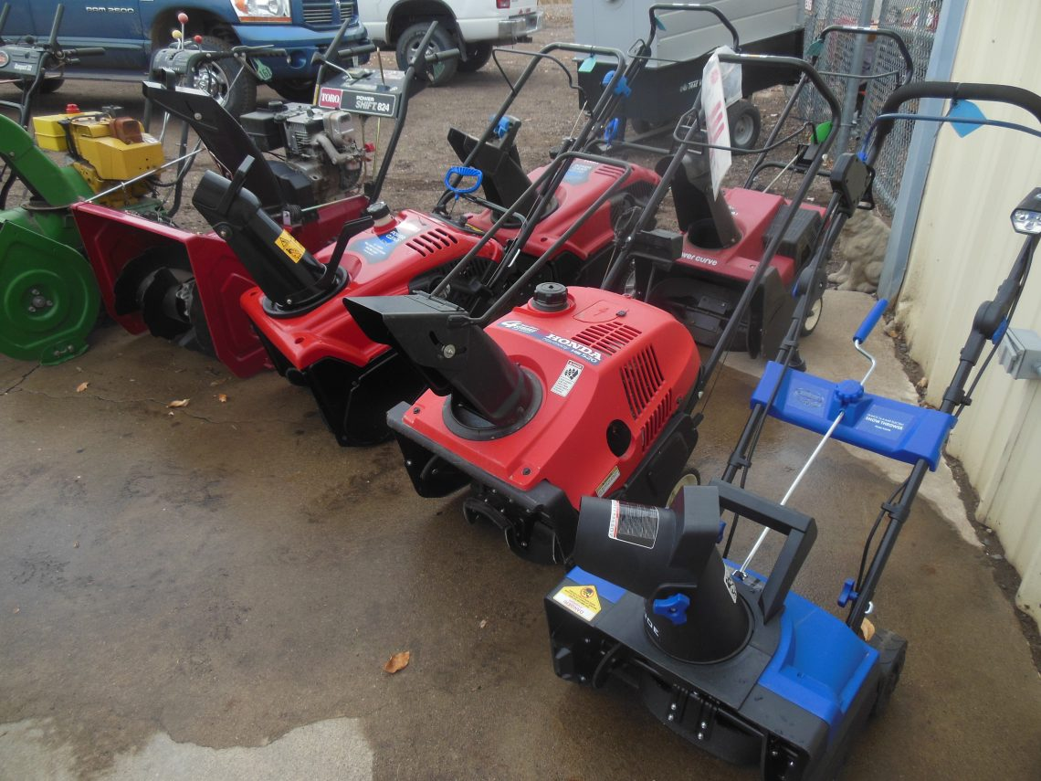 Used Snow Blowers Used Equipment Loveland Used Lawn Equipment Longmont Used