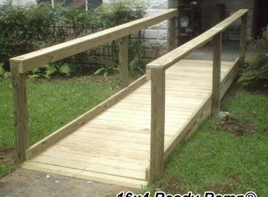 Wheelchair Ramps For Homes Wheelchair Ramp Installation
