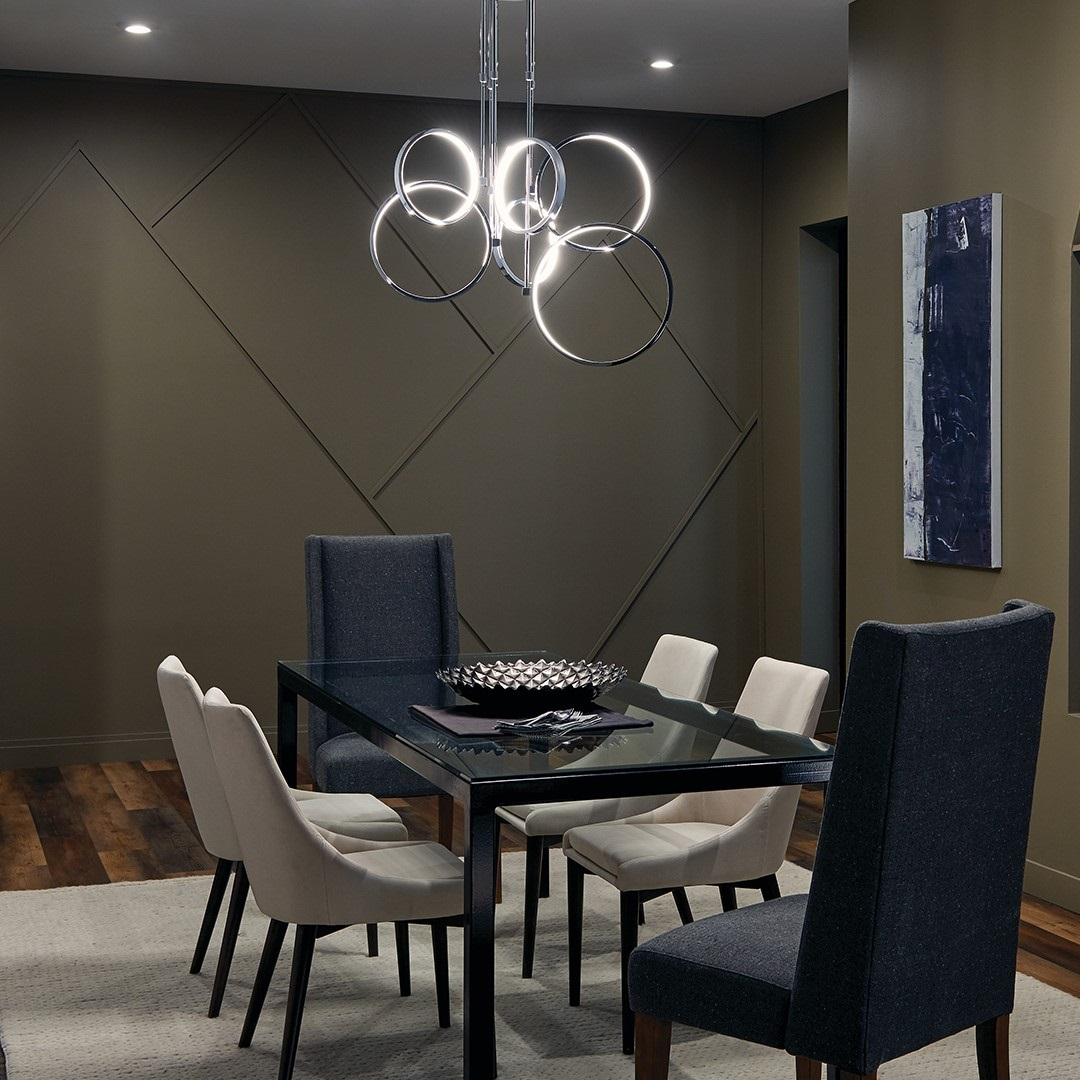 Dining Room Lighting Trends Is It Time For New Fixtures