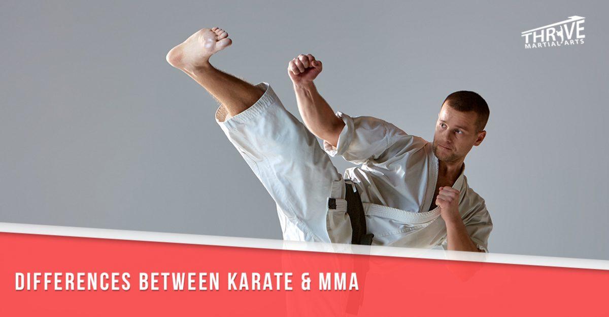 Karate Windsor Karate vs MMA?