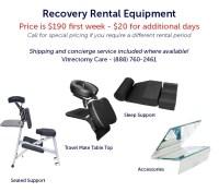 Vitrectomy Recovery Equipment Oklahoma City | Vitrectomy ...