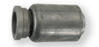 Metric Flange Style Concrete Hose Fittings
