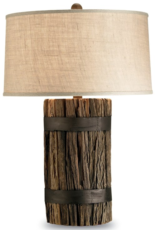 Medium Of Rustic Table Lamps