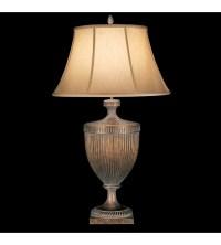 Fine Art Lamps 179310st Verona 1 Light Table Lamp In Gold ...