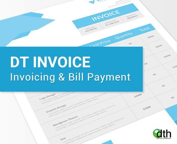 DT Invoice