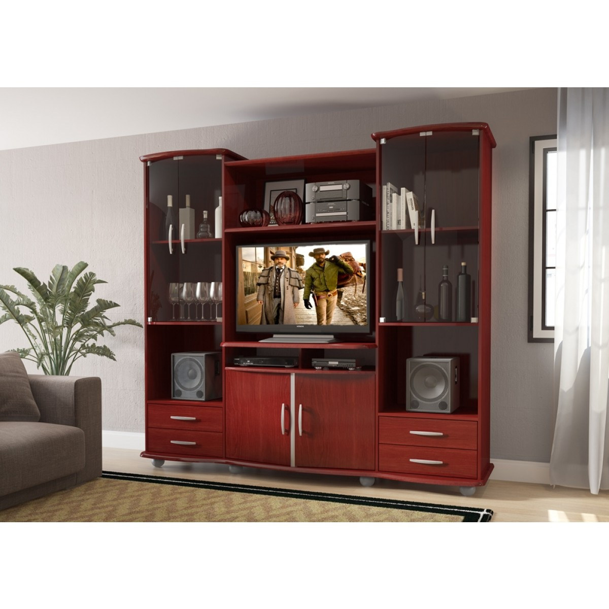 Meuble Tv Living Home Dresser Tv Cabinet Mt 526