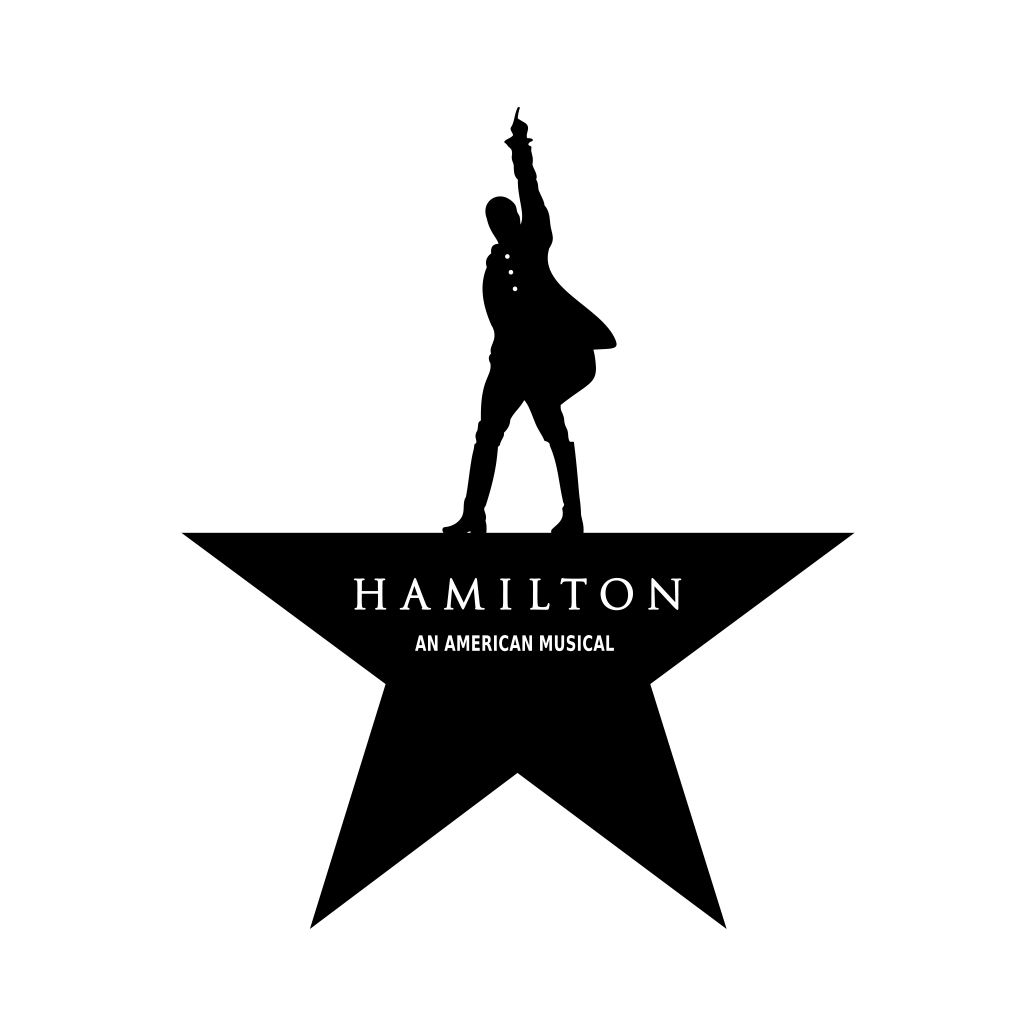 Art Stores In Hamilton Hamilton Logo Broadway Musical Graphics By Vectordesign On