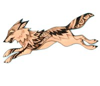 Wood Wolf Wall Hanging with Pyrography by GlenoutherCrafts ...