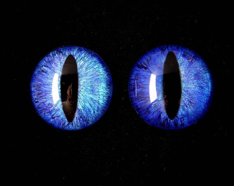 Rush Custom Eyes For Roundtripinc Set By Ladypirotessa