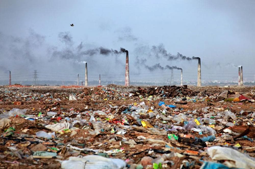 50 Eye Opening Images of Environmental Pollution KiwiReport