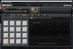 Cubase Elements 8を使って簡単な伴奏デモを作ってみる(2) 〜 リズム隊を打ち込む