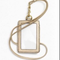 Michael Kors Badge Holder | Car Interior Design