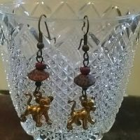 Disney Lion King Simba earrings OS from Susan's closet on ...