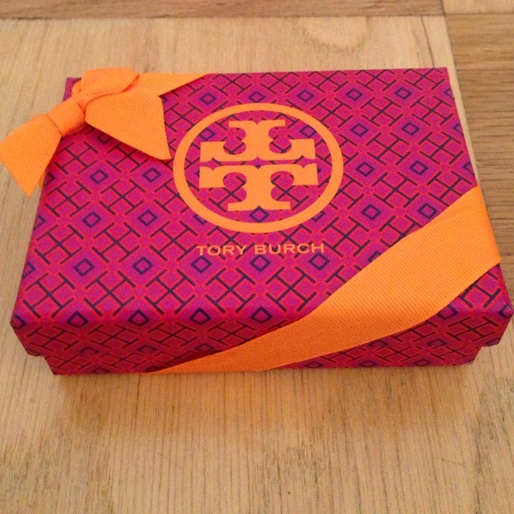 Tory Burch Tory Burch Small Gift Box Authentic From