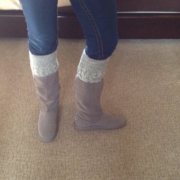 Coach Coach Ugg Style Boots From Jennifer39s Closet On