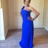 horizon blue bridesmaid dresses - Dress Yp