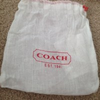 Coach - Coach (set of 2) purse scarves from Elizabeth's ...