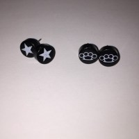 Hot Topic - Faux gauge earrings. from Sydney's closet on ...