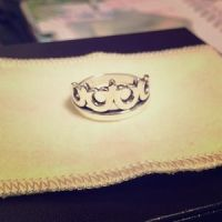 33% off James Avery Jewelry - James Avery, Crown ring from ...