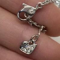 67% off Swarovski Jewelry - Swarovski starfish silver ...