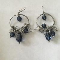 71% off Anne Klein Jewelry - Anne Klein chandelier ...