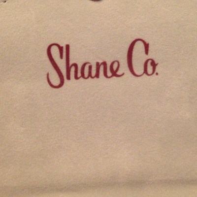 Shane Company - Shane Co. Long necklace with black pearls ...