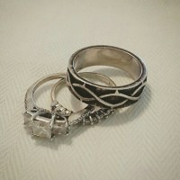 James Avery Accessories | Mens Crown Of Thorns Ring Band ...