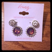 60% off Icing Jewelry - Icing earrings from Maggie's ...