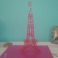 Claire's - Eiffel Tower Earring Holder from Kaitlin's ...