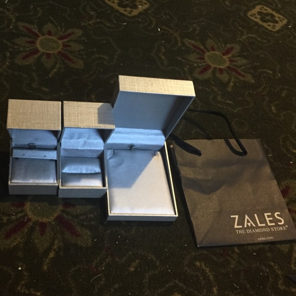 Zales Jewelry Box Bundle Poshmark