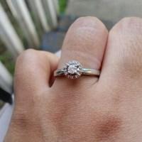 Platinaire Jewelry | Platinaire 14 Carats Diamond Ring ...