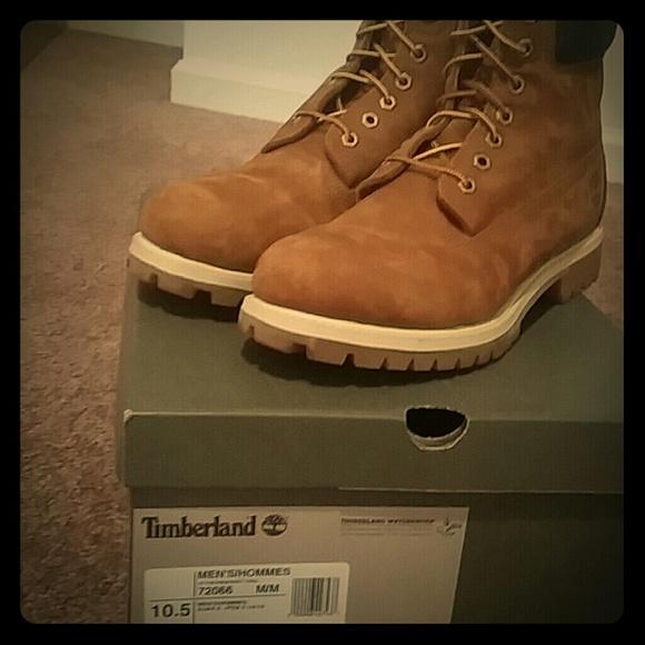 Timberland Shoes Sale Boots 6 Inch Rust Nubuck Sz 10 12 Poshmark