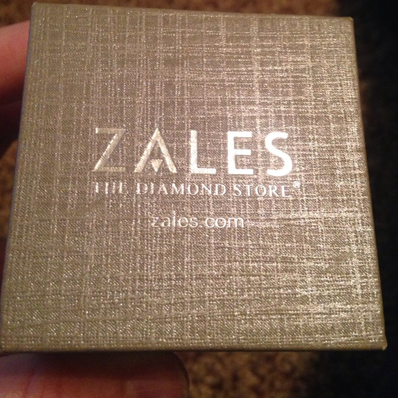 Zales Jewelry Ring Box Poshmark