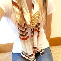 33% off jcpenney Accessories - Long Autumn Scarf from ...