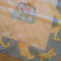 80% off Bulgari Accessories - BVLGARI Scarf from Tracy's ...