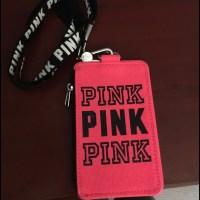 PINK Victoria's Secret - Brand new PINK lanyard ID holder ...