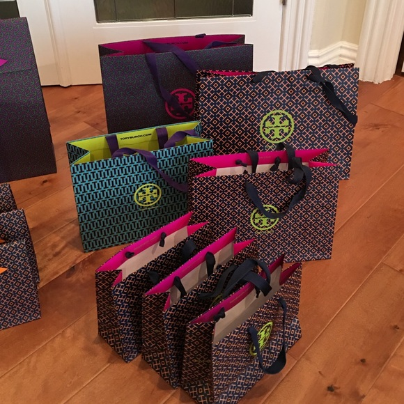 Tory Burch Tory Burch Boxes Gift Box And Shopping Bags