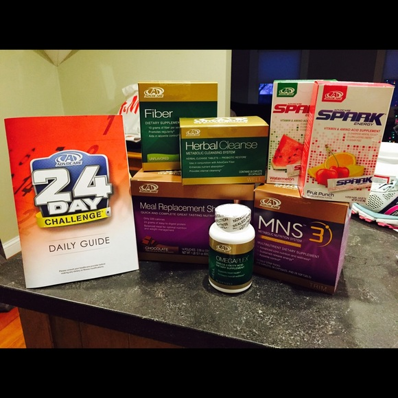 Advocare Other 24 Day Challenge Poshmark - 24 day challenge guide