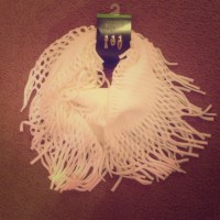 64% off jcpenney Accessories - White Infinity Scarf from ...