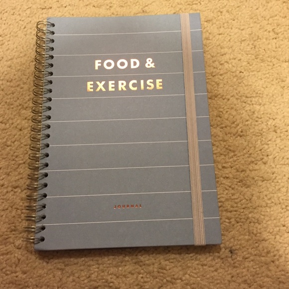 Other Kikkik Food And Exercise Journal Poshmark