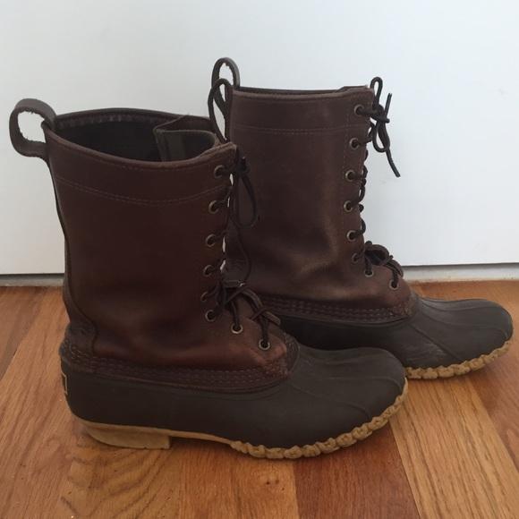 38 Off Ll Bean Shoes Ll Bean Duck Boots From