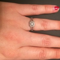 75% off Kay Jewelers Jewelry - Promise Ring  from ...