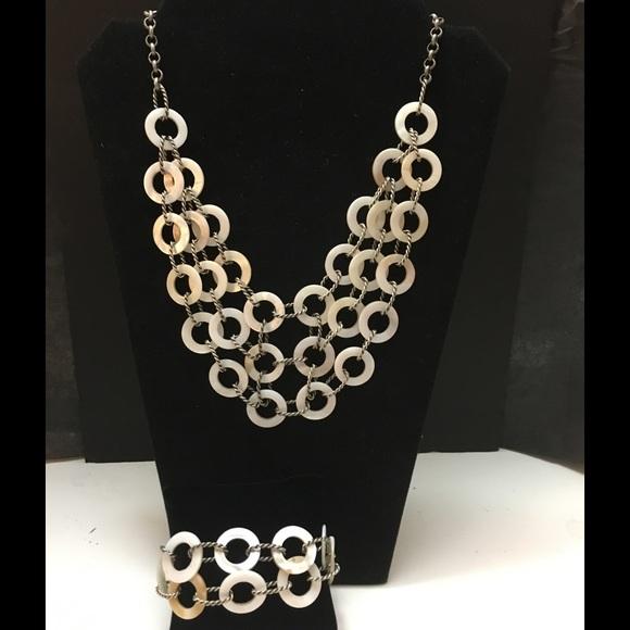 Premier Designs Jewelry Sandy Necklace Bracelet Poshmark
