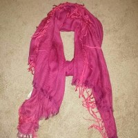jcpenney Accessories | NWT Pink Scarf | Poshmark