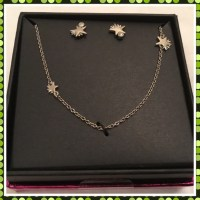 67% off Coach Jewelry - Coach Silver Shooting Star ...