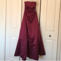 74% off David's Bridal Dresses & Skirts - Red davids ...